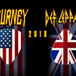 Journey Def Leppard CO-HEADLINE Tour